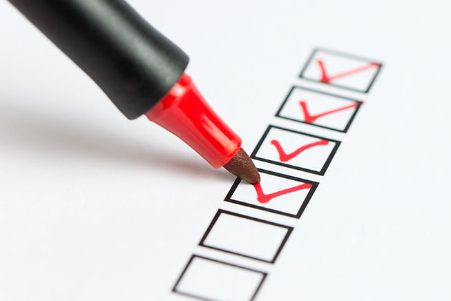 checklist-box-PTH8EMY.JPG