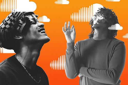 Obtenga 100,000 Reproducciones en SoundCloud