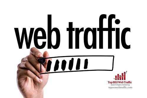 280.K keyword targeted organic traffic within 30 days