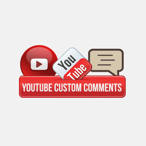Provide 20 Youtube Custom Comments