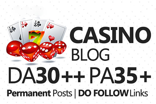 Submit Guest Post in Casino blog