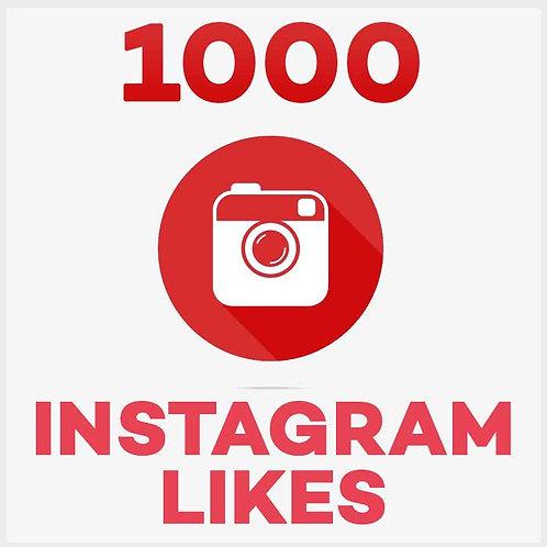 Get 1,000 Instagram Likes