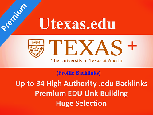 Buy EDU Backlinks - USA Universities & College - Dofollow - Contextual Backlinks