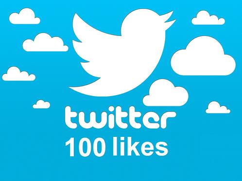 Buy 100 Twitter Likes