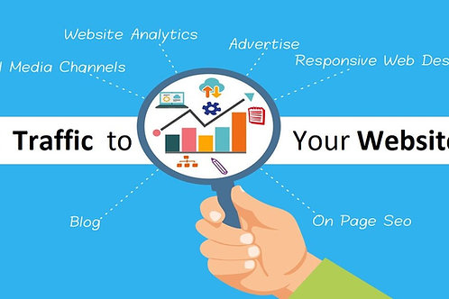 Get Worldwide Web Traffic
