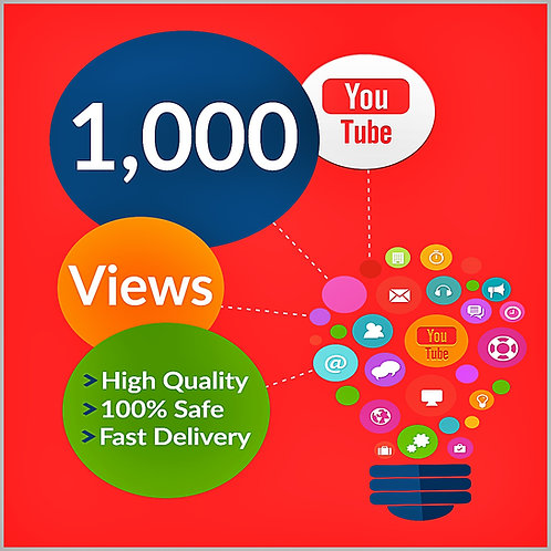 Get, 1,000 Youtube Views