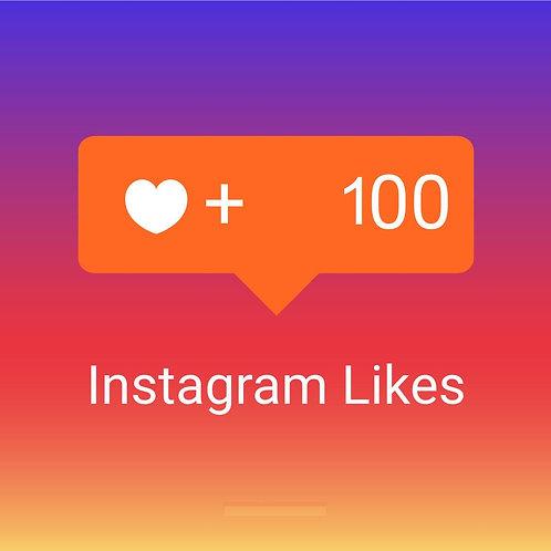 Compra 100 Me gusta en Instagram