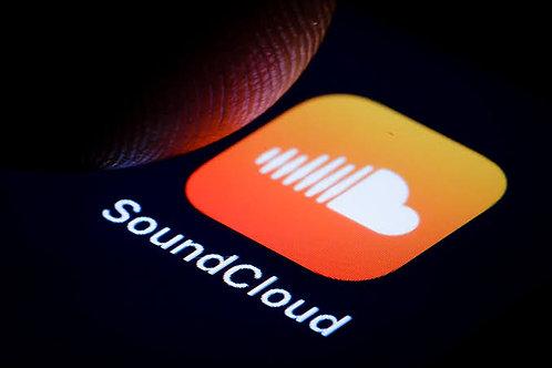 Provide 6,000 Soundcloud plays