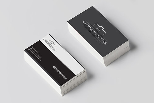 Design a bespoke and unique business card
