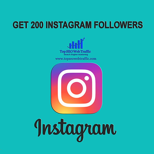 Get 200 Instagram Followers
