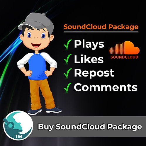 Full Soundcloud Package 2020
