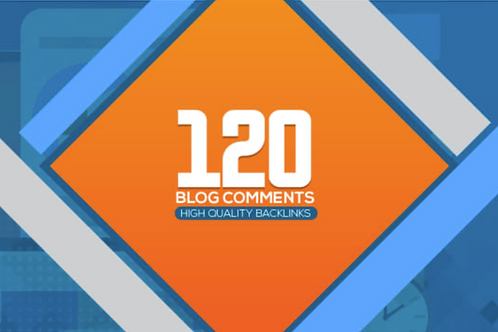 Do manually 120 best quality dofollow blog comments