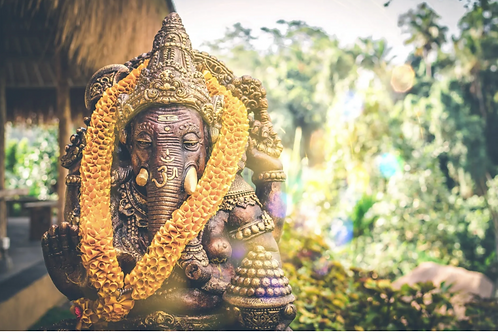 I will remove all obstacles with ganesha success spell