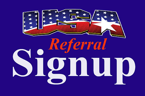 Provide 10 Worldwide registration  sign up Referral