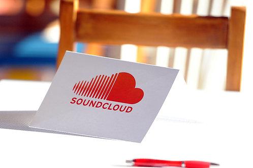 Obtenga 300 Comentarios Para SoundCloud