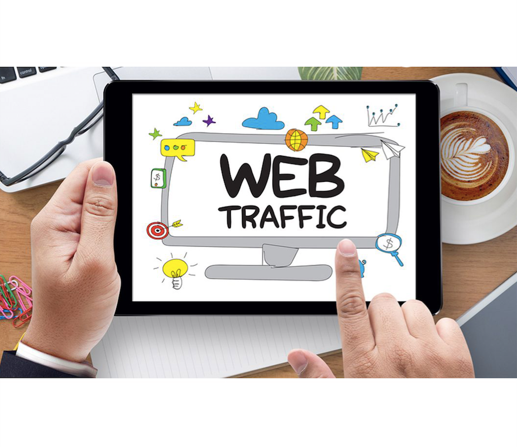 Keyword Target Organic Website Traffic F