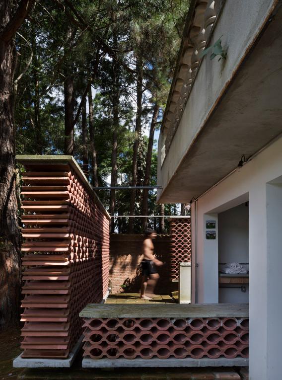25_Sauna São Roque - © Federico Cairoli