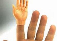 1 Finger Hand