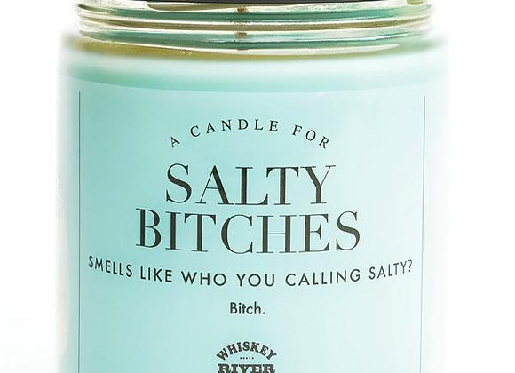 Salty Bitches Candle