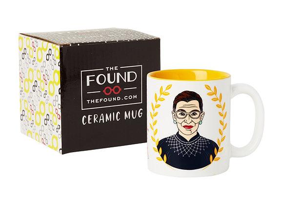 Coffee Mug: Supreme Ruth Bader Ginsburg