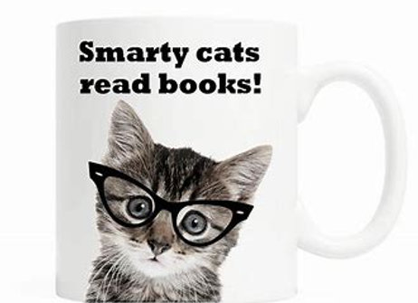 Smarty Cat MUG