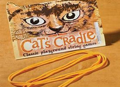 Cat's Cradle Classic Playground String Game