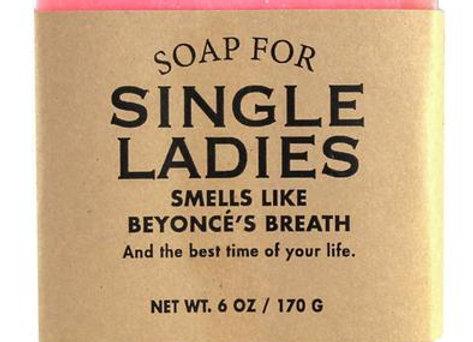Single Ladies Soap