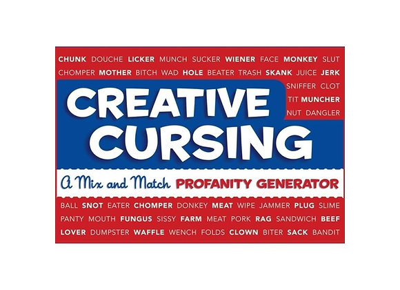 Creative Cussing Book