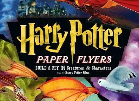 Harry Potter Paper Flyers