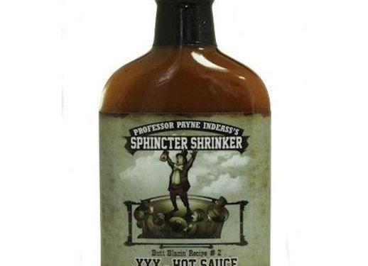 Professor Payne Indeass's Sphincter Shrinker Hot Sauce