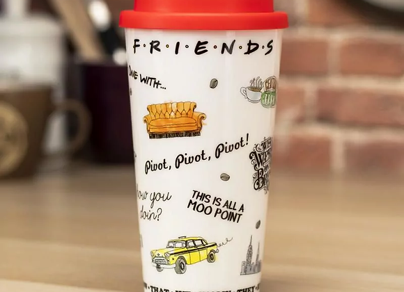 Friends Travel Cup