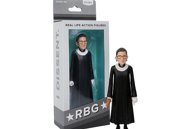 Ruth Bader Ginsburg Action Figure ~ RBG