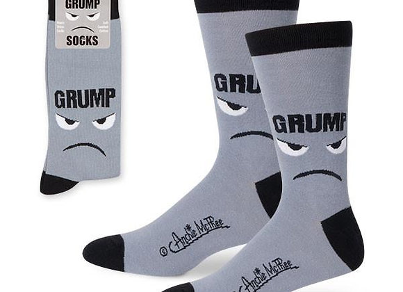 Mens Grump Socks