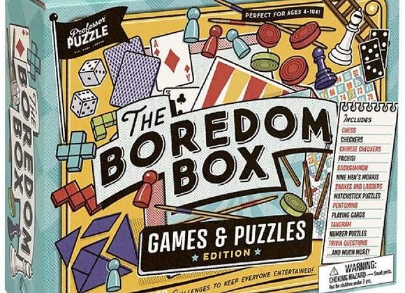 Boredom Box  200 different Challenges