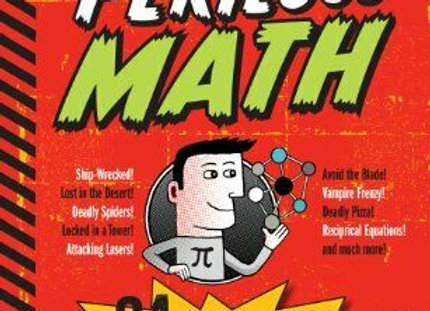 Math Book ~ Book of Perfectly Perilous Math