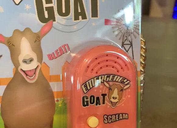 Emergency Goat Sounds