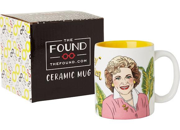 Coffee Mug: Betty White Stay Golden