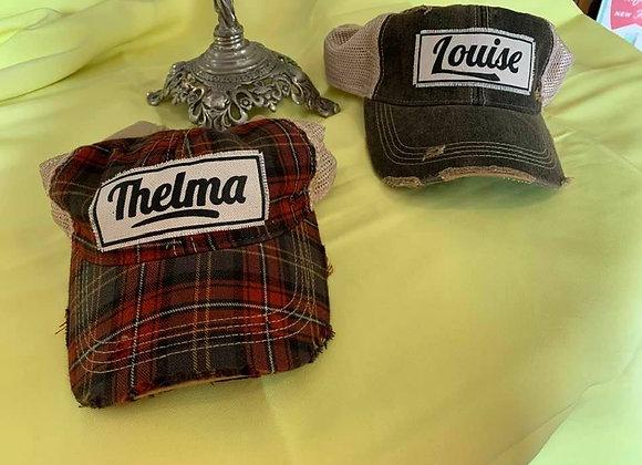 Thelma Hat