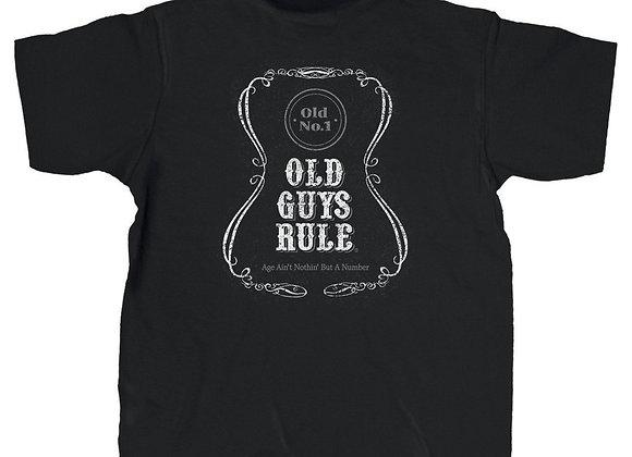 Old Guy Rule BLK  L