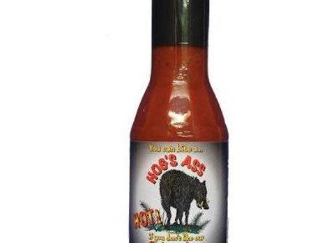 Hogs Ass Hot BBQ Sauce