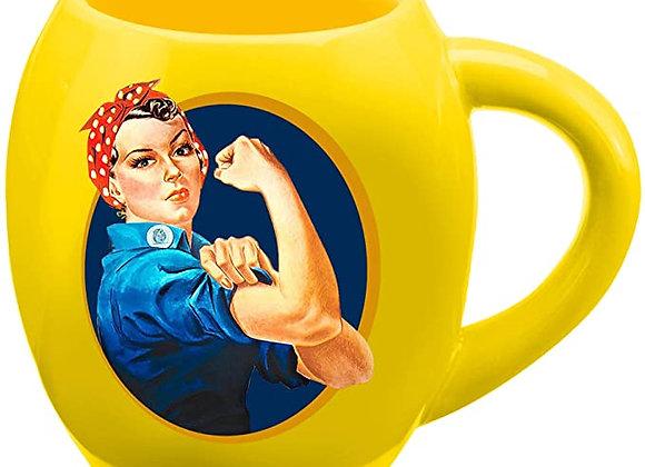 Rosie the Riveter 18oz MUG