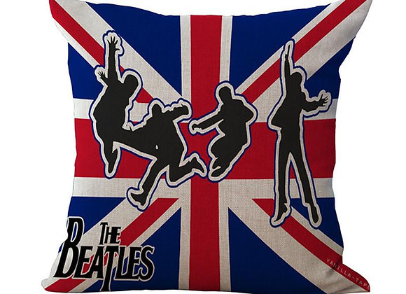 Beatles UK Pillow Cover