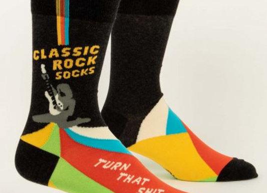 Mens Classic Rock Socks Socks