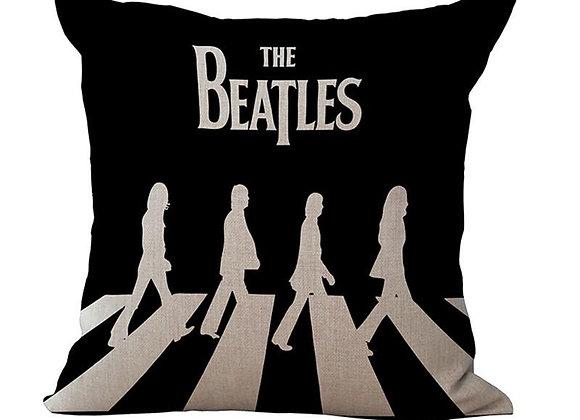 Beatles Abbey Road Pillow Case