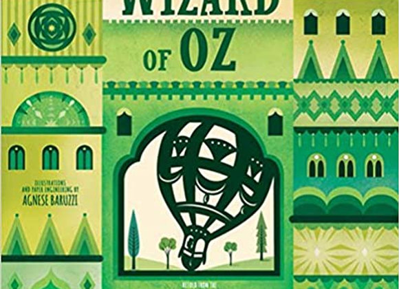 The Wizard of Oz Hardcover – Picture Book