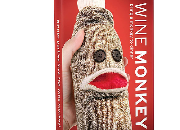 Wine Monkey Bottle holder