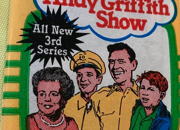 Andy Griffith Trading Cards 10 cards pack