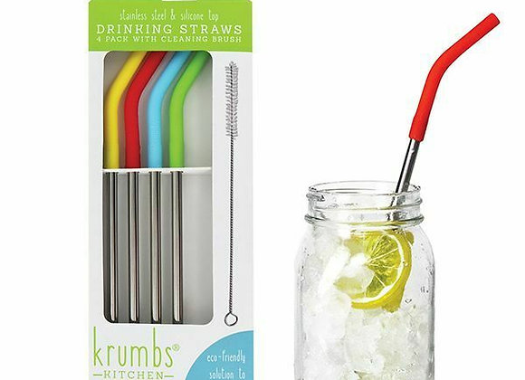 Reusable Straws set of 4