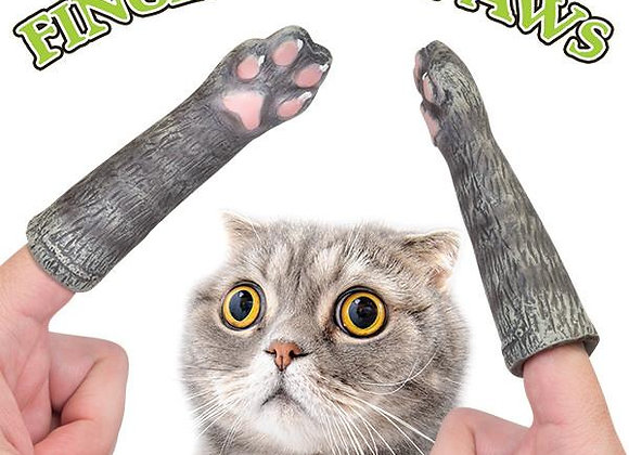Finger Cat Paws (set of 2)