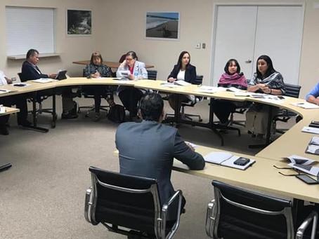 Reunión del Secretario de Agricultura con el Comité Ejecutivo de Sequia